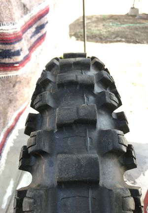 Dirt bike tire for Sale in Fresno, CA
