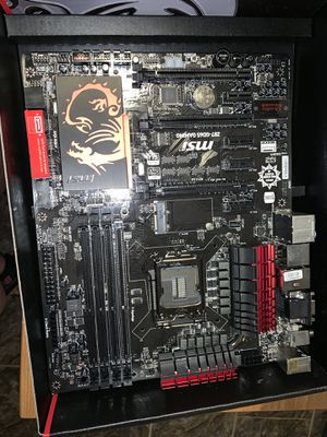 Z87GD65 gaming for Sale in Chicago, IL