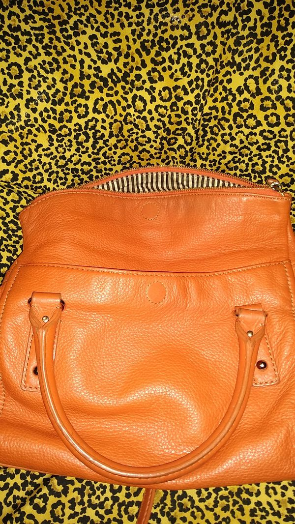 KATE SPADE LEATHER HANDBAG MEDIUM SIZE