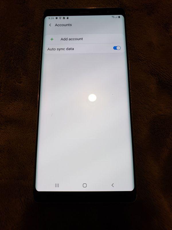 Unlocked Samsung Galaxy Note 8