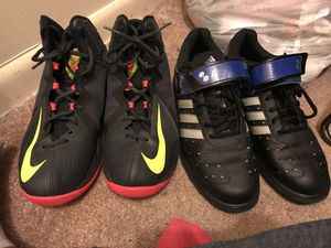 4 pair of Shoes for Sale in Oakton, VA