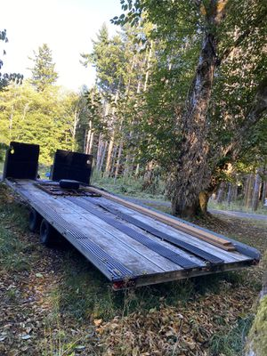 Snowmobile 4 place trailer for Sale in Port Orchard, WA