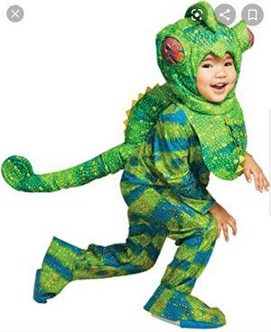 Unisex chameleon toddler costume for Sale in Dallas, TX