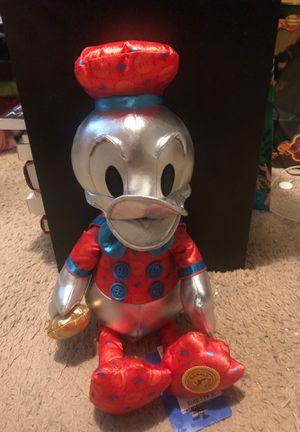 Disney Donald Duck memories February plush for Sale in Sterling, VA