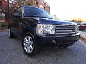 2003 Land Rover Range Rover for Sale in Arlington, VA
