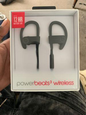Beats Powerbeats 3 wireless headphones for Sale in Buffalo, NY
