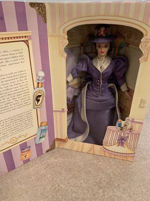 PFE ALBEE (Avon lady) Barbie doll new in box for Sale in Rockwall, TX