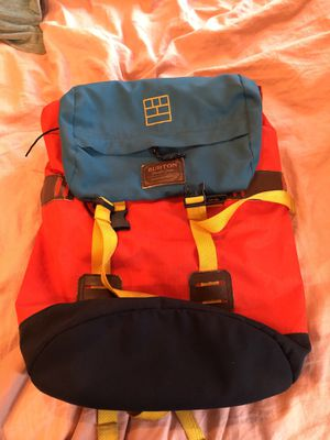 Bright Burton Backpack! Fun colors, perfect for summer! for Sale in New York, NY