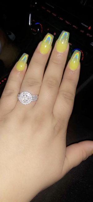 White gold diamond ring for Sale in Bow Mar, CO
