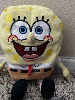 Spongebob Plushie for Sale in Stockton, CA