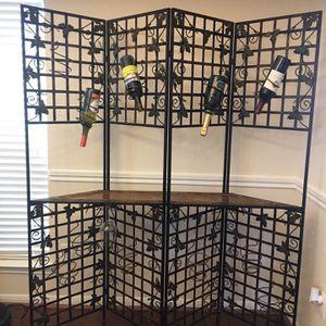 Antique Wine Rack for Sale in Deer Park, TX