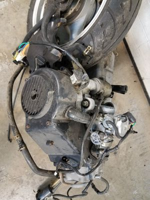 Honda ruckus gy6 150cc scooter engine only 2000 miles for Sale in Naperville, IL