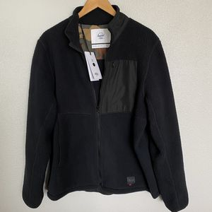 Brand new with tags Herschel Supply Sherpa full zip jacket for Sale in Seattle, WA