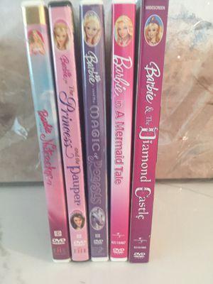 Barbie dvds for Sale in Miami, FL