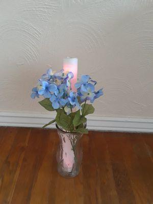 Decorative Vase & Flowers for Sale in Sebring, FL