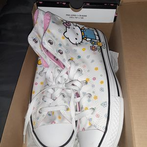 Hello Kitty Converse All stars for Sale in Columbus, OH