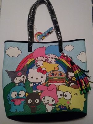 Hello Sanrio loungefly tote bag for Sale in Denver, CO