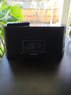 Sirius XM Receiver and Speaker for Sale in Portland,  OR