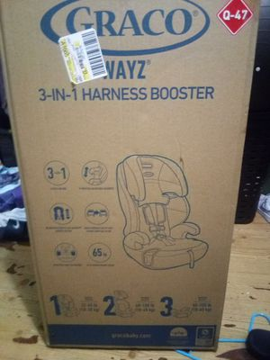 Graco 3 in 1 Harness Booster for Sale in Lakewood, WA