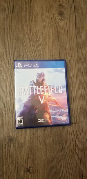 Battlefield 5 PS4 for Sale in San Marcos, CA