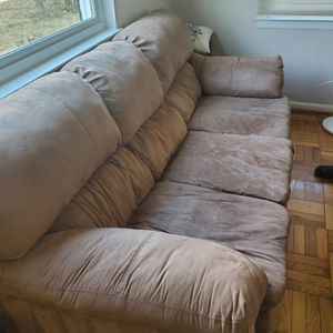 Free Couches - Must Pickup for Sale in Falls Church, VA