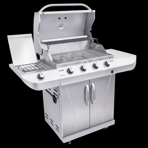 New Charbroil 4-Burner Gas Grill