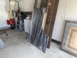 Ikea top corner desk black brown for Sale in Chula Vista, CA