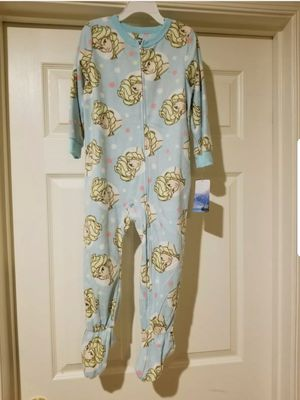 Girls Disney Frozen Sleeper 4T for Sale in Germantown, MD