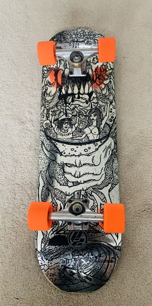 Creature Skateboard with 2 sets of Wheels for Sale in Crofton, MD