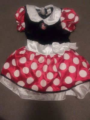 Minnie Mouse Dress Up/Halloween Costume Size 6-12 Months for Sale in Phoenix, AZ