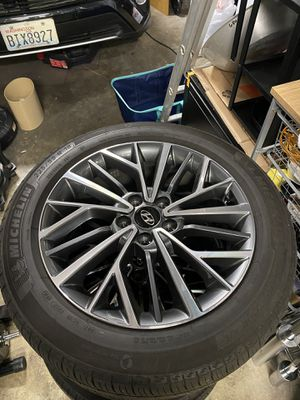 """18"""" wheels and tires for Sale in Tacoma, WA"""