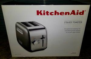 KitchenAid * 2 Slice Toaster * BRAND NEW IN BOX for Sale in Woodinville, WA