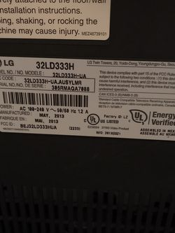 LG Tv for Sale in West Valley City,  UT