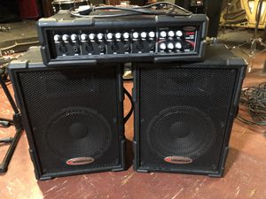 Harbinger HA80 PA System for Sale in Seattle, WA