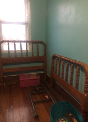 Twin bed frame for Sale in Chelsea, MA