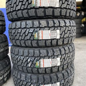 285/75R16 Four Brand New Tires ( Installation & Balancing Included ) for Sale in San Bernardino, CA