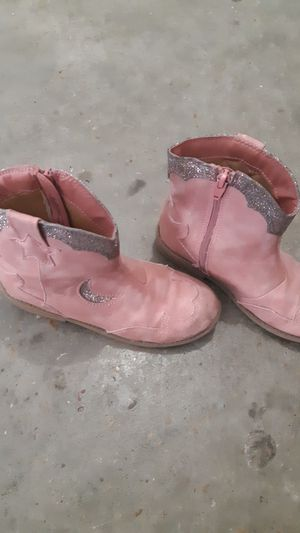Pink cowgirl boots for Sale in Dallas, TX