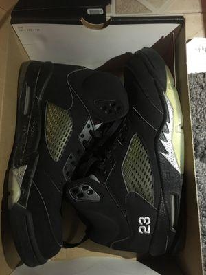 bf775f62001bec Air Jordan 5 Retro Size 8 for Sale in Santa Ana