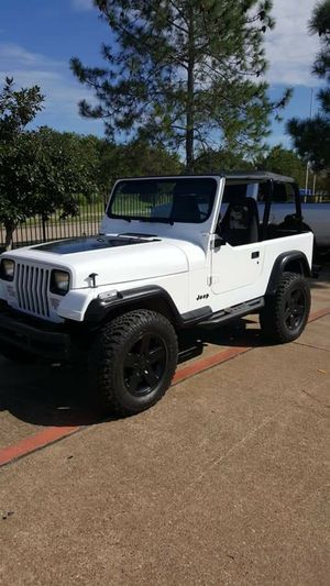 Wrangler for Sale in Deer Park, TX