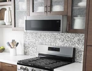 Whirlpool Microwave Hood Stainless Steel NEW for Sale in Chantilly, VA