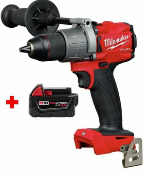 M18 FUEL HAMMER DRILL + 5.0XC for Sale in Cumberland, RI