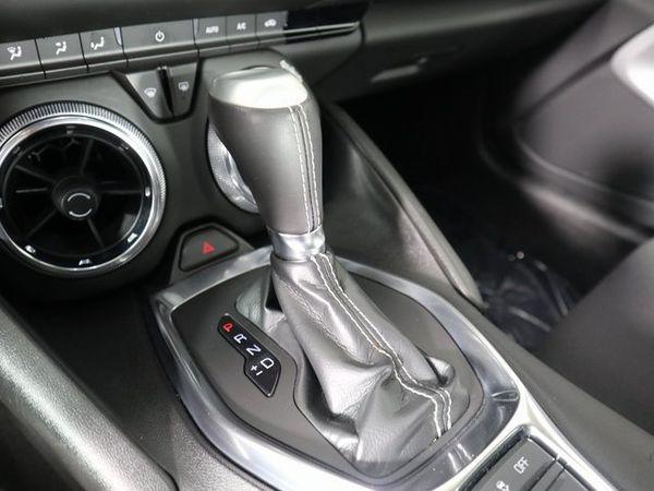 2019 Chevrolet Camaro