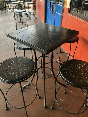 Restaurant Style Patio Furniture for Sale in Riverside, IL