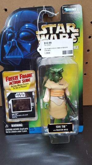 Star wars collectable toys for Sale in Deltona, FL