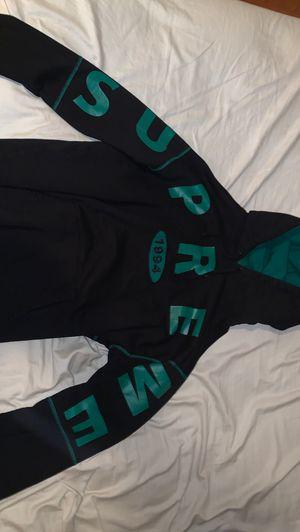 Green supreme hoodie for Sale in Walnut Creek, CA