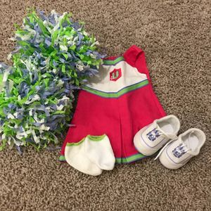 American Girl Doll cheerleader outfit for Sale in Leander, TX