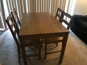 IKea Dining Set must go ASAP for Sale in Vienna, VA