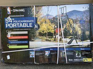 Spalding Basketball Hoop for Sale in Beaverton, OR