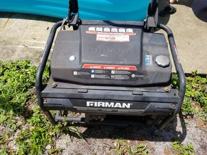 Generator Firman 15 HP for Sale in Apopka, FL