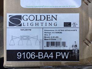 Bathroom light fixture for Sale in Carlsbad, CA